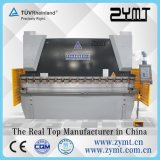 Máquina de dobra da folha de metal da barra de aço do CNC