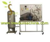 Rezirkulieren der Luft Conditioningtrainer mit Datenerfassungssystem-industriellen Ausbildungsanlageen