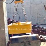 Séparateur magnétique permanent suspendu Rcyb pour le ciment, la production d'énergie thermique, l'extraction minière, le charbon et d'autres industries