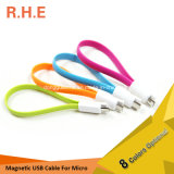 Micro USB를 위한 Magnetic 짧은 USB Cable