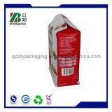 Kundenspezifische seitliche Dichtungs-verpackenbeutel der Aluminiumfolie-acht
