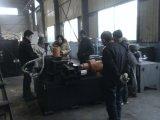 ISO-anerkannter hydraulischer Winkel-Stahlöffnung und Closing Maschine
