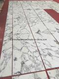 Stock мрамор для слябов и плиток Bianco Arabascata белых каменных мраморный