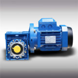Nmrv 025-150 Worm Gear Box con Flange e Electric Motor