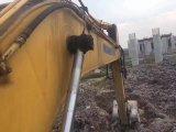Excavador japonés usado muy bueno KOMATSU PC200-7 de la correa eslabonada hidráulica de las condiciones de trabajo para la venta