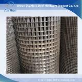 Rete metallica saldata dell'acciaio inossidabile