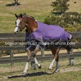 Warme schwere Pferden-Standardwolldecken für Winter-Gebrauch
