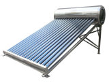 Energy solar System Stainless Steel Non-Pressure Solar Water Heater, 150L Solar Geyser