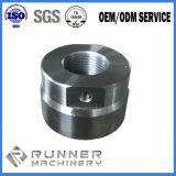 OEM ODMのアルミニウム鋼鉄訓練叩く製粉CNCの機械化の部品