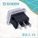 Sokne Rk2-16 1X1n impermeabile fuori dall'interruttore di attuatore