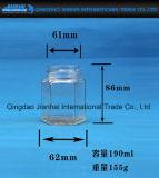 Bottiglia di vetro del vaso di vetro di Hexgonal per i sottaceti