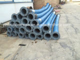 Boyau développé en spirales hydraulique en caoutchouc de boyau