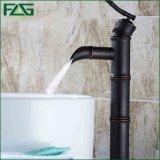 Petróleo da alavanca de Flg o único fricionou o Faucet de bronze da embarcação do banheiro