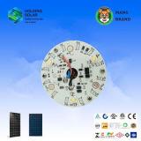 Lámpara de la energía solar del panel del monocristal