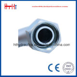20441 20441-T Huatai штуцер шланга подходящий конуса колцеобразного уплотнения локтя 45 градусов гидровлический