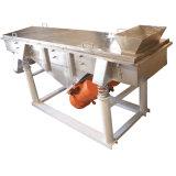 기계 선형 진동 체를 분리하는 석회석에 의하여 분쇄되는 자갈과 돌 칩 골재 크기