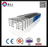 Atelier de structure métallique de modèle de construction (BYSS011904)