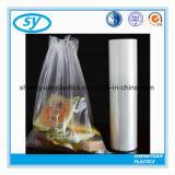 LDPEのHDPEのバージンの物質的で明確なプラスチック食糧袋