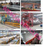 판매를 위한 중국 3 Fuwa 차축 알루미늄 합금 연료 탱크 트레일러