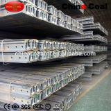 Trilho de aço de U71mn GB75kg para a venda