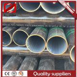 Tubulação de aço soldada quadro mergulhada quente de carbono Tsx_G3070