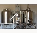 Hauptbier-Brauerei-Gerät des gebrauch-100L Minimikro