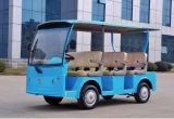 Ce keurt de Auto van het Sightseeing van de Stad van Batterij 8 Seater met Carrier goed