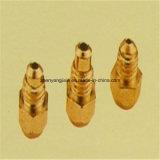 ISO 9001の高精度の電気真鍮のソケットCNCの真鍮の部品中国製
