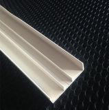 Perfil de aluminio del LED para el perfil de aluminio de la protuberancia de la tira del LED, de la barra ligera del LED para la pared o la luz de techo