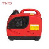 110V 230V 12V generador de la gasolina de 1.0 del kilovatio que acampa del precio competitivo Digitaces del Portable