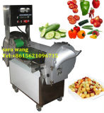 Fruta e verdura Slicing, Strip Cutting e Dicing Machine