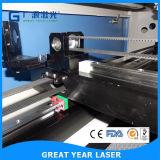 cortador del laser del CO2 1390t para el cuero de acrílico de madera del MDF (GY-1390T)