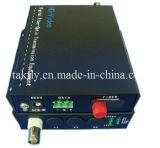 1 fabricante video de la transmisión por fibras ópticas de Ahd&Cvi&Tvi de la resolución del CH 1080P