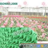 Abgas-abkühlende Auflage für das Blumen-Pflanzen und Gewächshaus