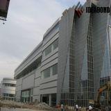 2014 새로운 훈장 물자 현대 형식 PVDF 외부 벽 클래딩