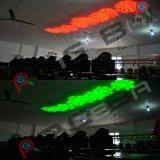 [260و] حزمة موجية بقعة متحرّك رئيسيّة خفيفة أسلوب تأثير مرحلة ضوء