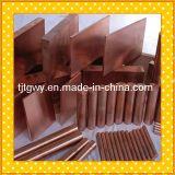 Folha de cobre, placa de cobre C1100, C1220
