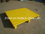 Depósito de almacenamiento de acero resistente Pallet Rack