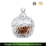 Sale chaud Glass Cloche Jar avec Dome pour Home Christmas Decoration