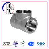 NPT 150lbs 300lbsの可鍛性鉄の管付属品