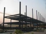 Viale prefabbricato della struttura d'acciaio (KXD-SSB1989)