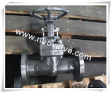 320bar Stainless Steel Forged Gate Valve (G47H-32MPa)