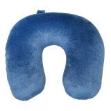 飛行機車旅行マイクロはU字型首の枕に玉を付ける
