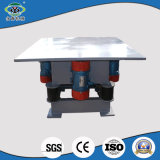 Tabella dei vibratori per calcestruzzo della macchina della costruzione di risparmio di temi e di sicurezza