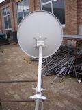 Pipe Mount를 가진 Ku60cm Eurostar Satellite Dish 텔레비젼 Antenna
