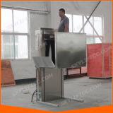 1.5m elektrischer kleiner Rollstuhl-Treppen-Aufzug für Behinderte