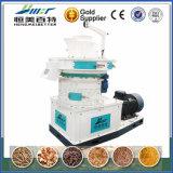 Machine de presse de boulette de coque de graine de coton de lames d'arbre de conformité de la CE avec du long temps de service