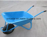 Bandeja do metal e Wheelbarrow muito populares do frame (Wb5007)