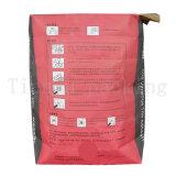 Kundenspezifischer Kraftpapier-Ventil-Papierbeutel verwendet für Kakaopulver