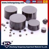 Blanc polycristallin d'insertion du diamant PCD de la Chine Hongxiang
